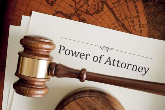 power of attorney form ny